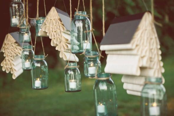 A fab little idea: hanging books