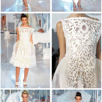 Louis Vuitton Spring Summer wedding fashion inspiration
