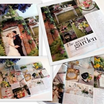 Wedding Flowers Mag Feature