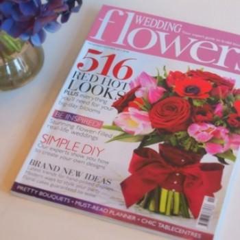 Wedding flower magazine