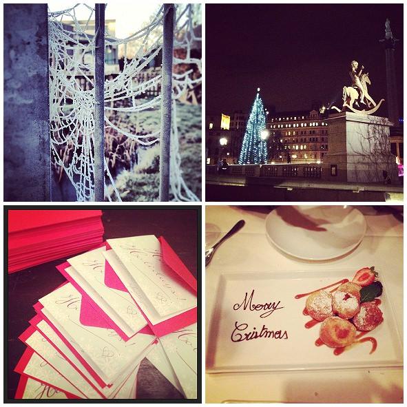 A year in Instagram December