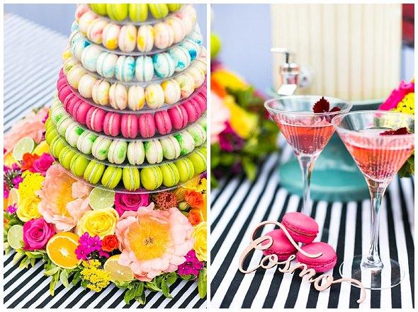 A sneak peek: Macarons for Macmillan