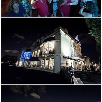 London wedding Trafalger Tavern wedding reception party (6)