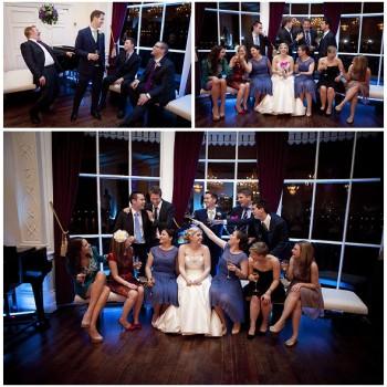 London wedding Trafalger Tavern wedding reception party (8)