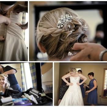 greenwich wedding bridal preperations