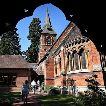 weddign day church