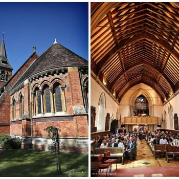 surrey wedding church