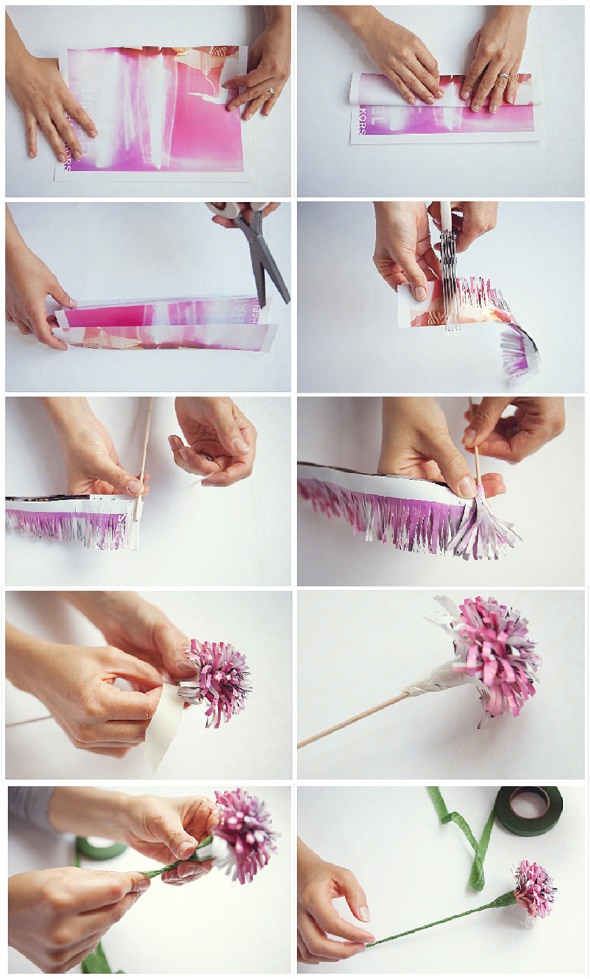 Diy wedding paper flowers wedding planner in hampshire pin it on pinterest mightylinksfo