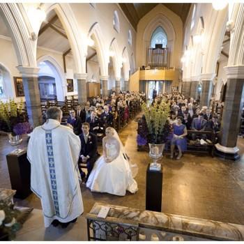 Catholic Wedding in Greenwich London