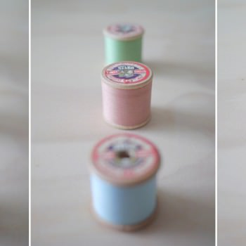cotton reels practising focal points