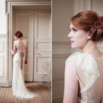Jenny Packham Callie sequin wedding dress