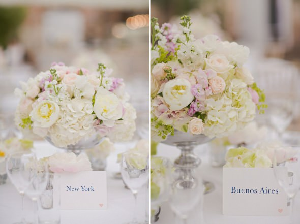pretty pastel table flowers peonies and roses