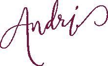 Andri signature