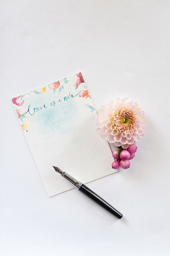 Wedding note Gemma Milly Photo Anushe Low What is a wedding planning consulation advice post Always Andri Wedding Design