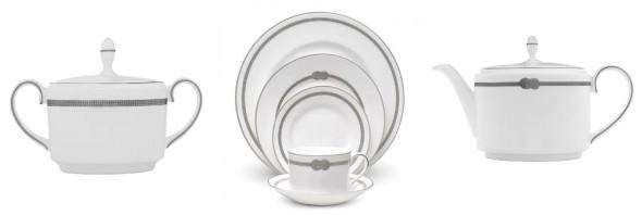 Blue Riboon Luxurt gift list Vera Wang tableware