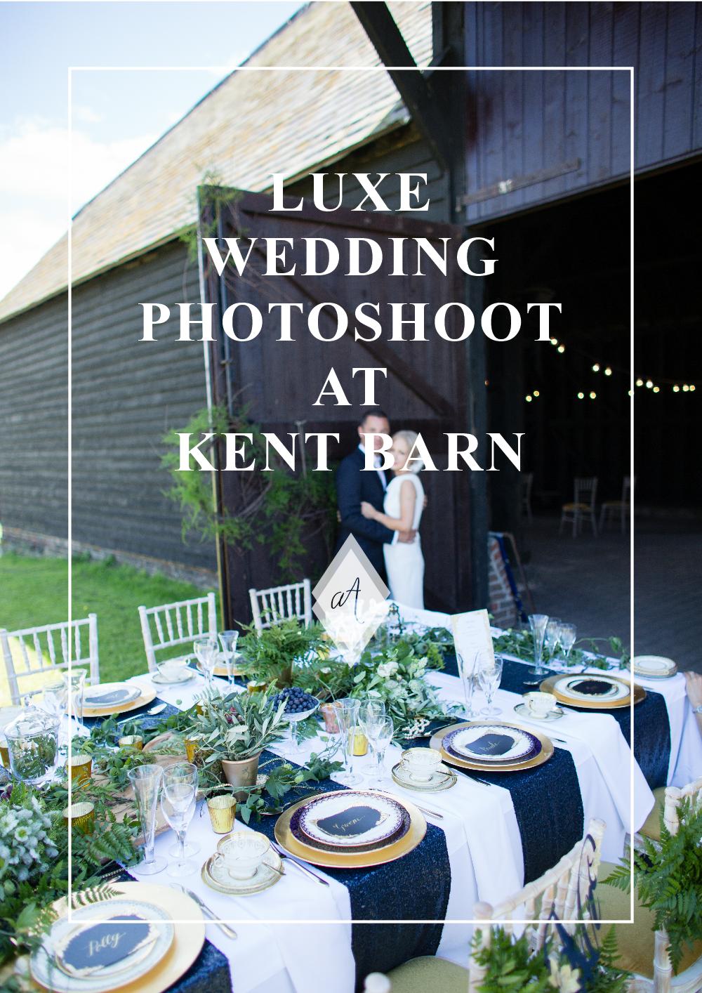 Kingshill Barn Kent Wedding - Always Andri