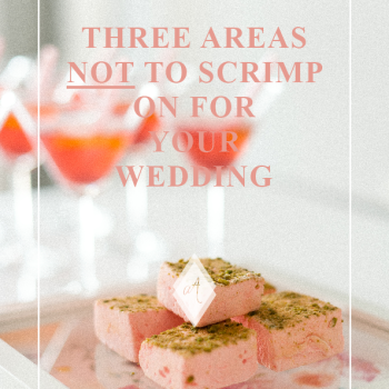 Three areas not to scrimp on fro your wedding Always Andri Wedding Design Anushe Low Photography