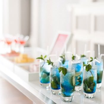 Three areas not to scimp on your wedding food and drink
