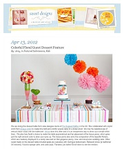 Amy Atlas sweet table feature