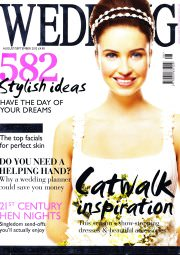 wedding magazine always andri press feature