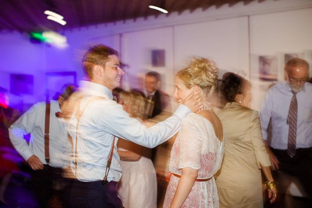 Bride and groom dancing at wedding party at Proud archivist | London Wedding The Curries Photogrpahy | Always Andri Wedding Planning