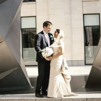 Multicultural City-wedding