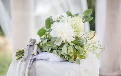 Beautiful Peony Wedding Bouquets