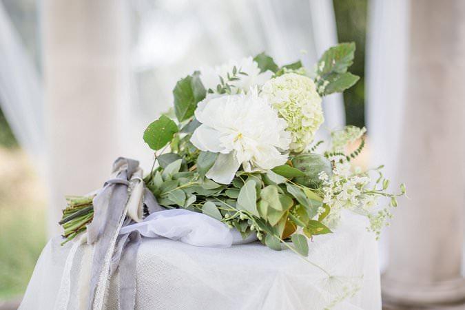 Beautiful Peony Wedding Bouquets