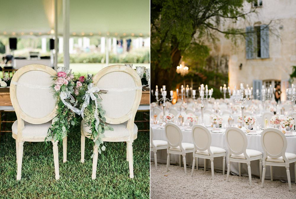 top 10 alternative wedding chairs Louis wedding Always Andri Wedding Design