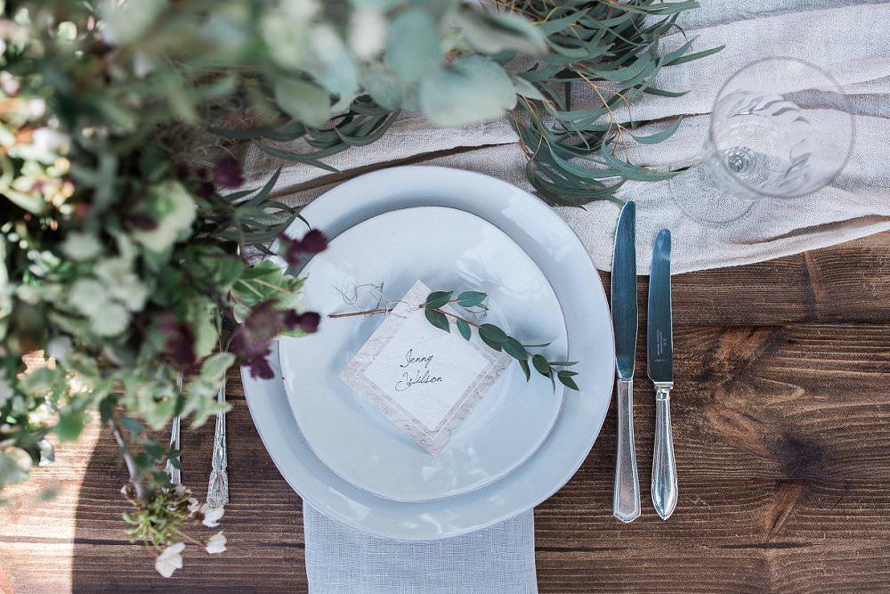 Wabi-sabi wedding inspiration
