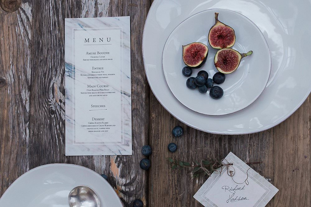 wedding food and menu weddign planning mistakes how to avoid them