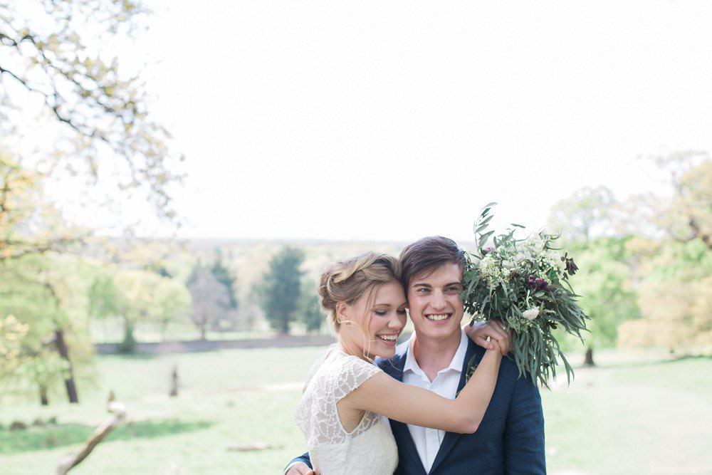 happy wedding couple the real reason i plan weddings