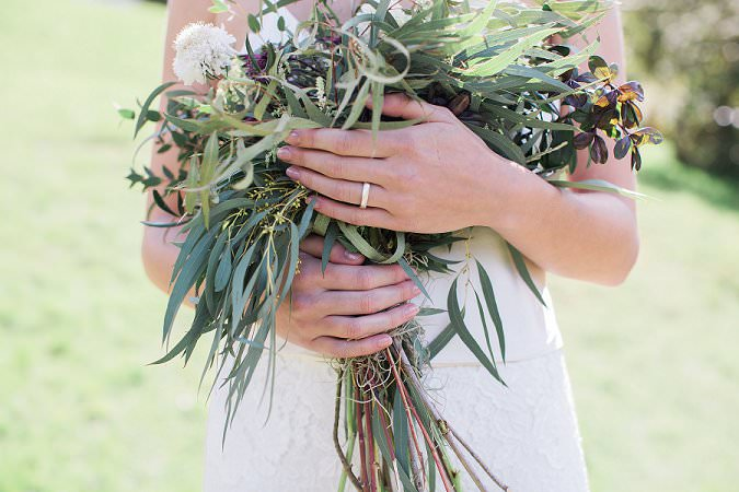 Wabi-sabi wedding inspiration