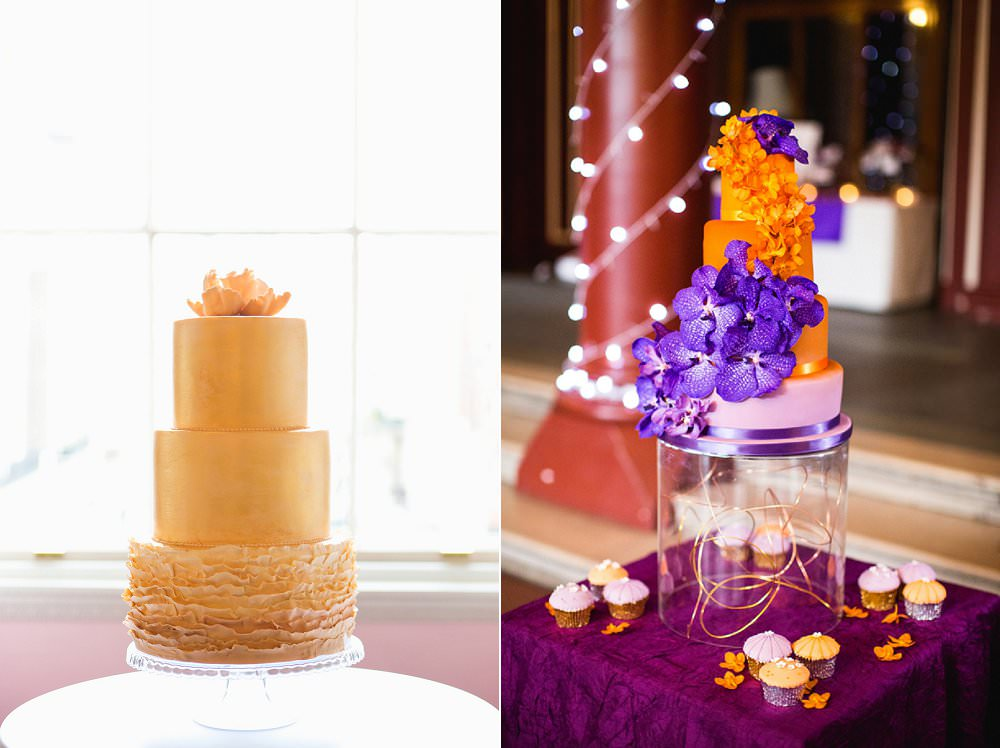 alternative-to-traditional-wedding-cake-ideas-coloured-fondant-icing