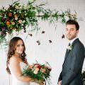 fabulous floral arch wedding ceremonies