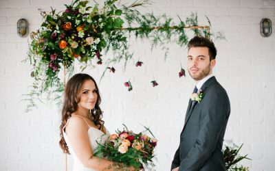 5 Fabulous floral wedding ceremony arches