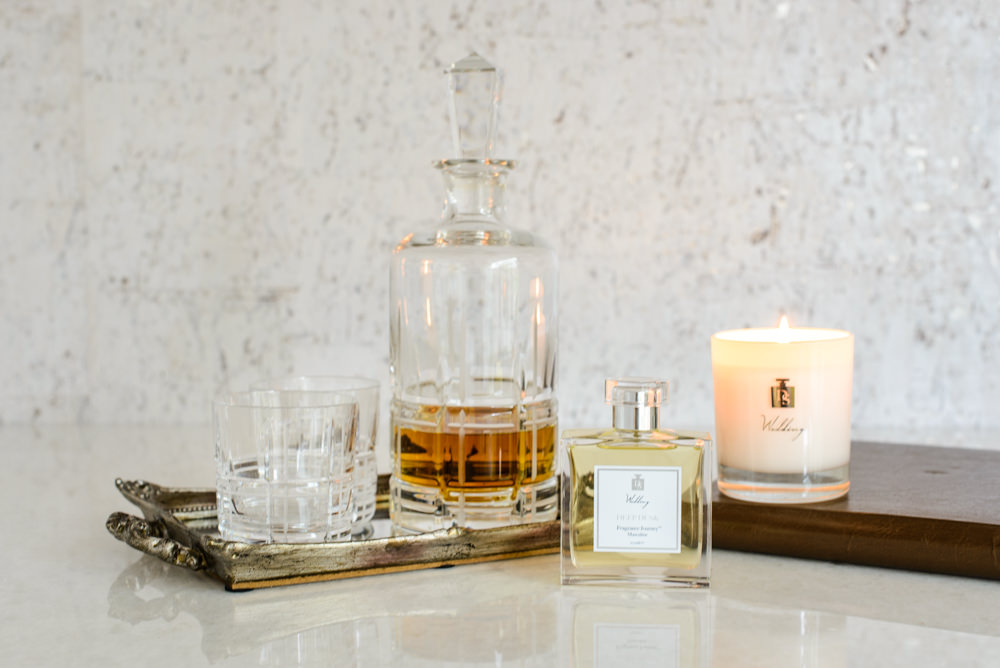 Design in Scent Collection - His Journey