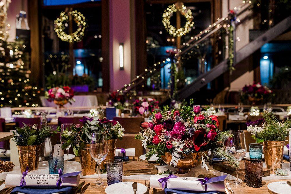 St Barts Brewery pub wedding in London