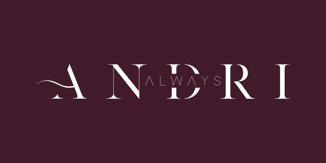 wedding planner new logo always Andri London