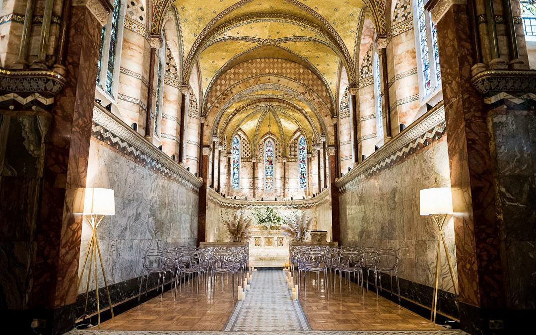 Top 10 Unique London Wedding Venues