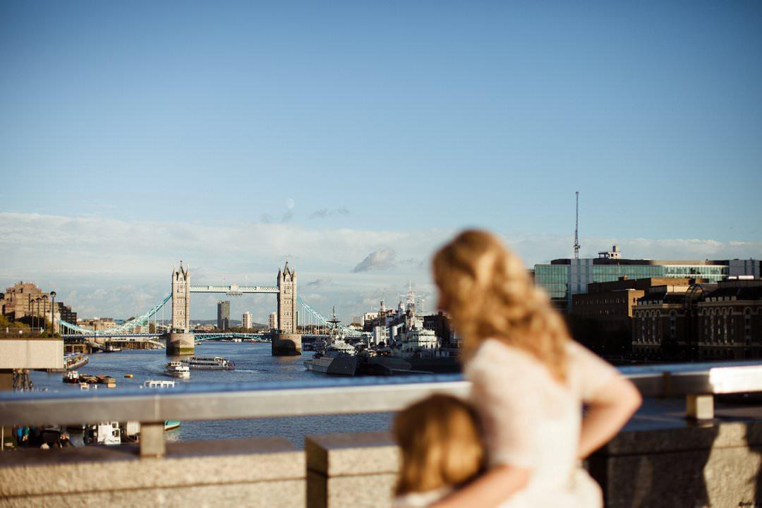 top ten london wedding venues with views Tower Bridge