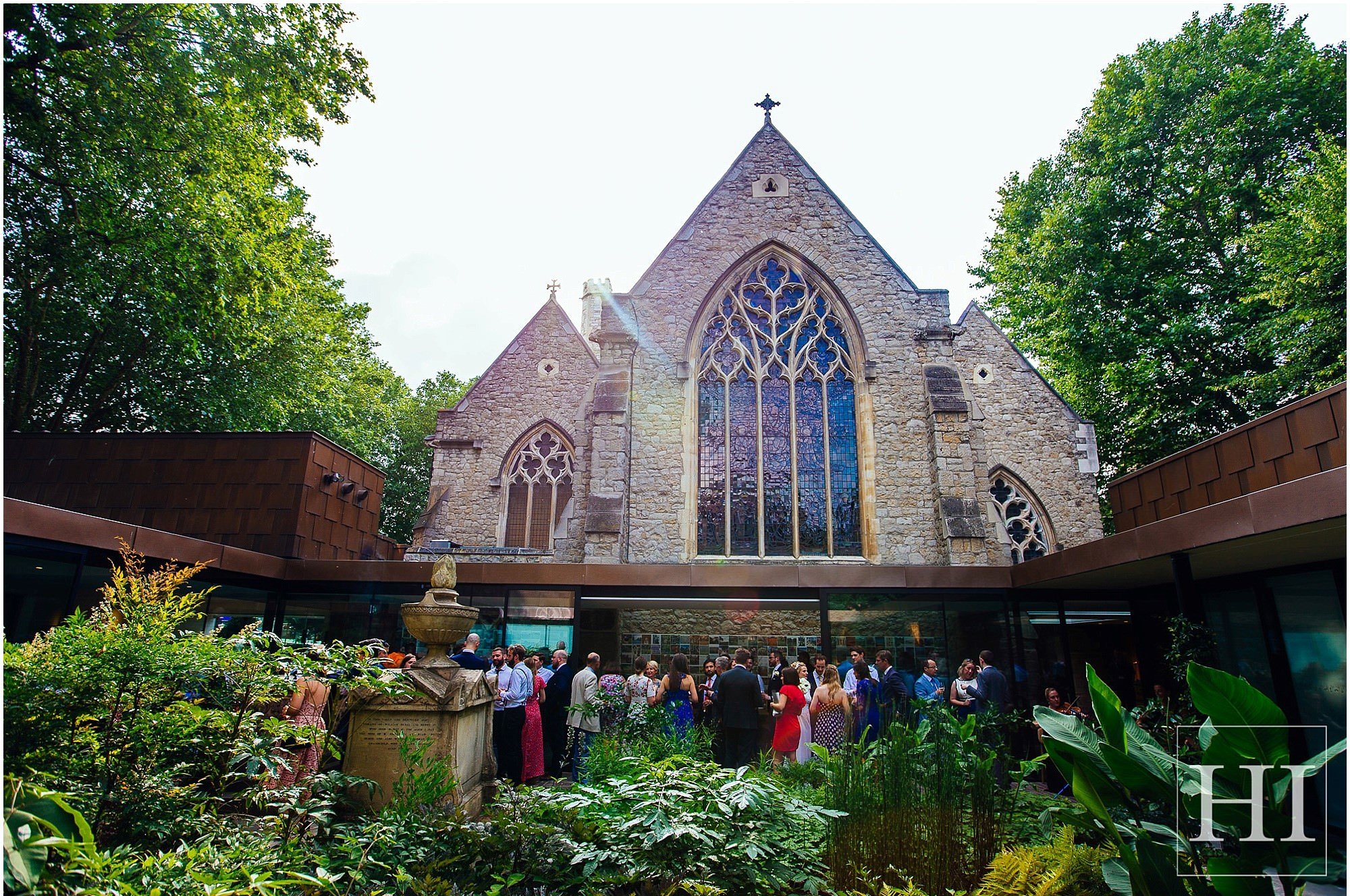 Garden Museum London's top 10 wedding venues with great outdoor spaces