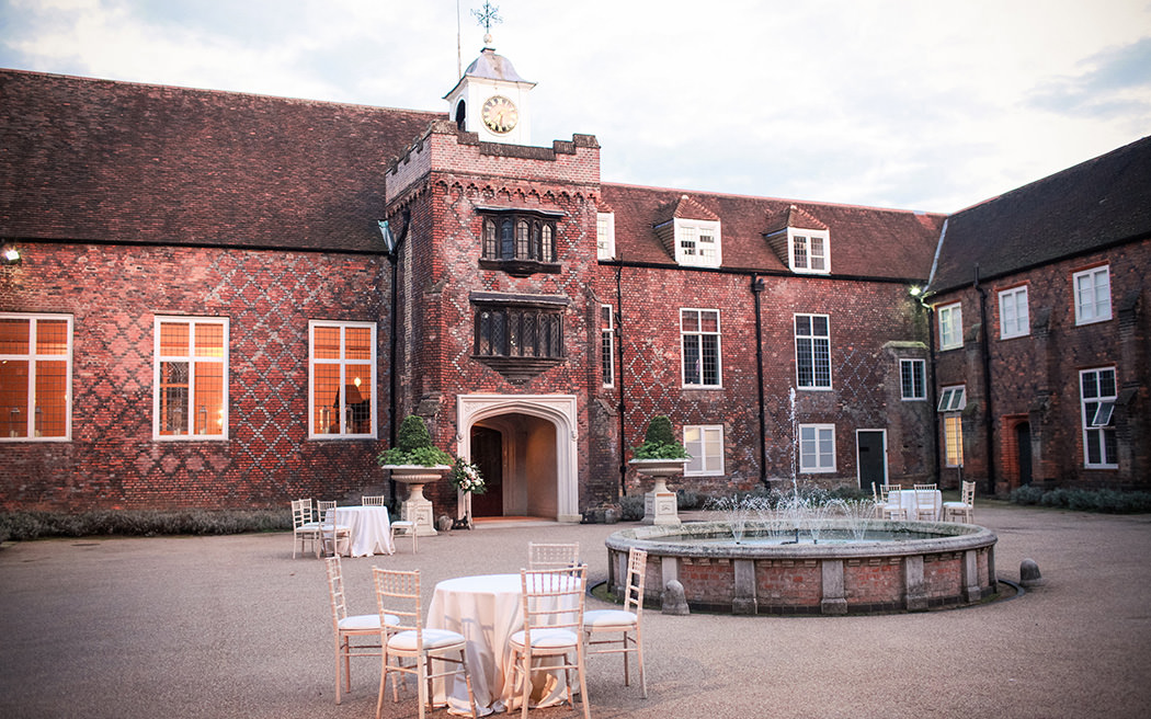 Fulham Palace London's top 10 wedding venues with great outdoor spaces