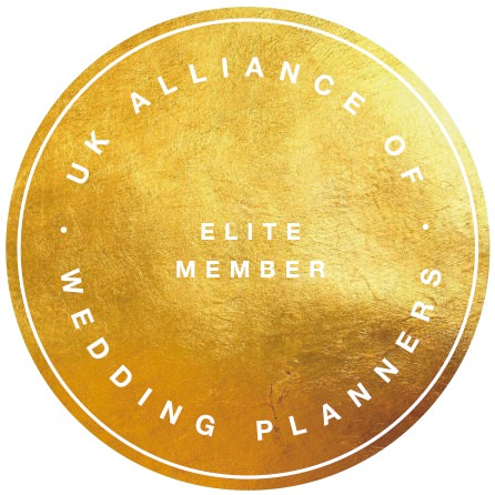 member of UK Alliance of Wedding Planners | Always Andri
