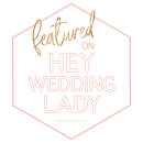 featured on Hey Wedding Lady | Always Andri