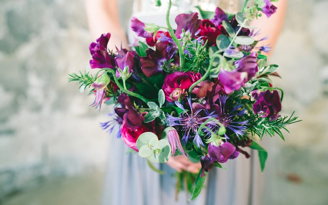 Seasonal Bouquets – for Spring, Summer, Autumn and Winter Weddings